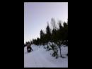 Катки с друзьями на Мини снегоходах.
