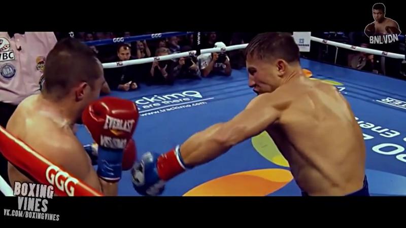 Gennady GGG Golovkin Highlights (By BNLVDN)