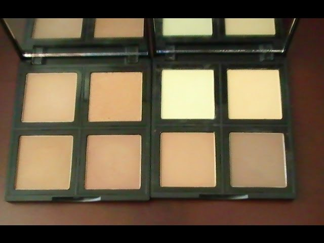 NEW e.l.f. Contour and Bronzer Palette Review Demo!!