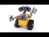 LEGO Ideas Wall-E review! set 21303