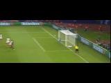 Barcelona 2-1 Sevilla / Messi 2nd free kick goal