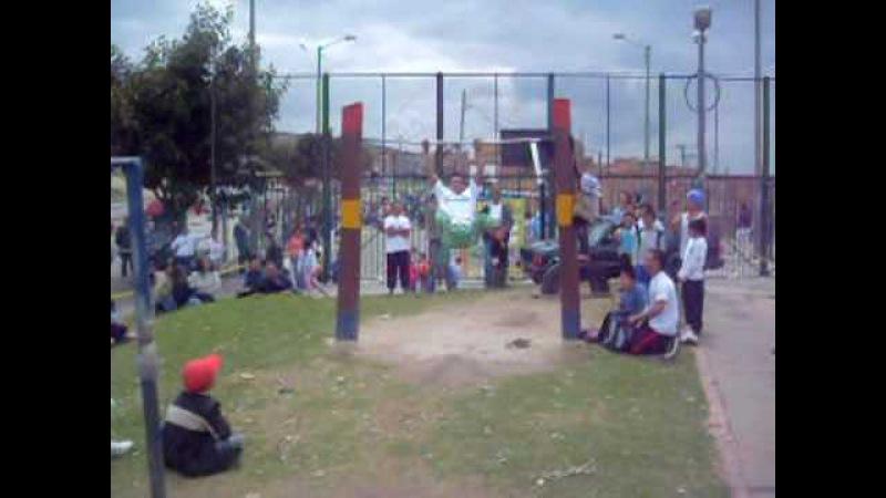 Torneo gimbarr semifinal categoria abierta