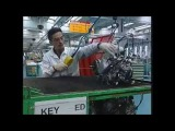 Завод Honda Motorcycle Production Как делают скутеры и мотоциклы