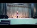 Наумова Катя. 10 лет. Перелетная птица. Сибирь зажигает звезды 2014