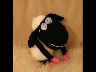 Вяжем вместе - 1 часть - Барашек Шон (овечка) Shaun the Sheep