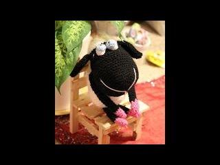 Вяжем вместе - 2 часть - Барашек Шон (овечка) Shaun the Sheep