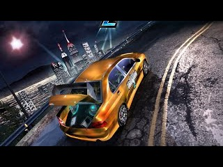 Мой Drift На [NISSAN SKYLINE 34 GT-R]-NFS UNDERGROUND 2