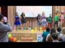 Танец на День Учителя. Мы любим Буги-Вуги. Стиляги