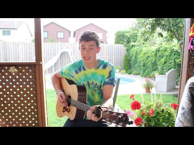 Shawn Mendes She Looks So Perfect Cover