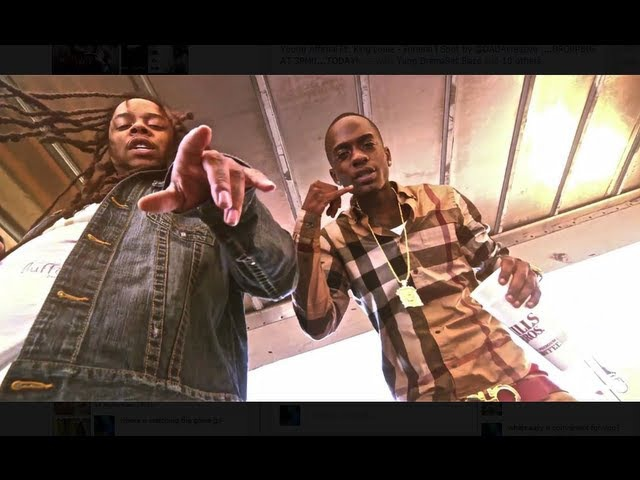 Young Affishal Ft King Louie - Funeral | Shot by @DADAcreative | @NickBrazinsky