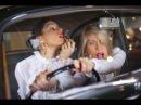 Бабы за рулем-кило тратила