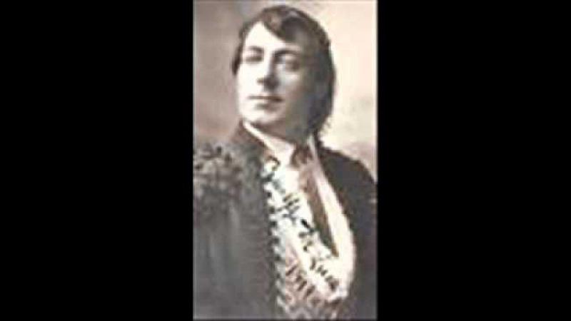 Giuseppe De Luca Sings Di Provenza il Mar, il suol from La Traviata 1929.
