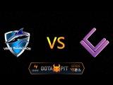 DotaPit League. Vega Squadron vs London Conspiracy Highlights