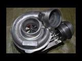 турбина GARRET на Mercedes-Benz E-Klasse / M-Klasse