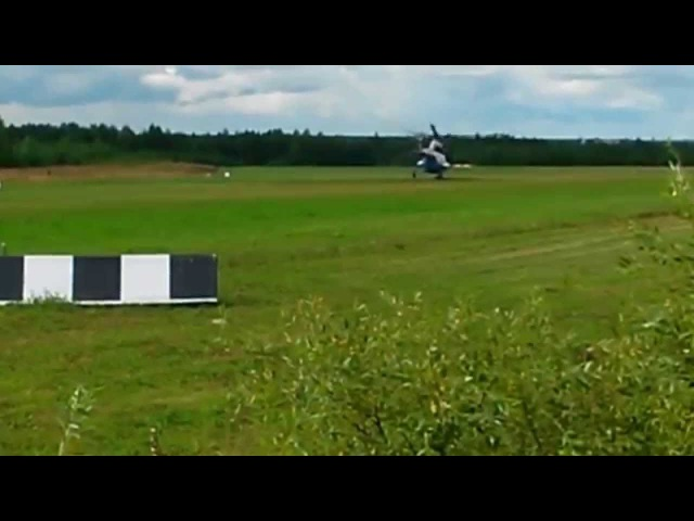 Аварийная посадка вертолета МИ 2 в Кирове ! 16.08.2015