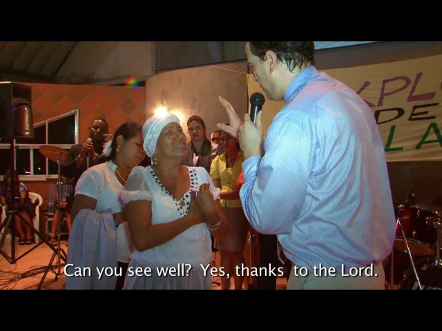 Holy Spirit Miracles and Fire in PANAMA!
