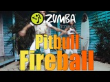 Pitbull feat John Ryan - Fireball Zumba Fitness 2016 HD фитнес тренер