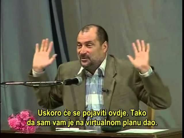 Sergey Lazarev | Videoprilog za desetu knjigu Dijagnostika karme I-dio