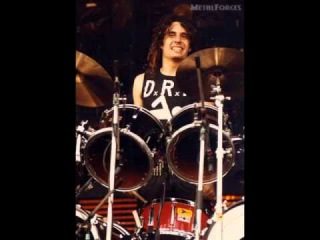 Slayer - Black Magic - Drums Only - By Dave Lombardo