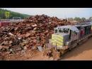 Мега слом Как умирают поезда HD 720p