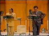 Placido Domingo &amp Kathleen Battle recording Il Barbiere di Siviglia