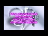 Kenny G ft Aaron Neville - Even If My Heart Would Break Lyrics