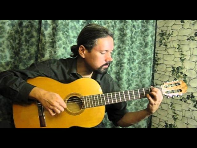 L'Ete Indien guitar cover