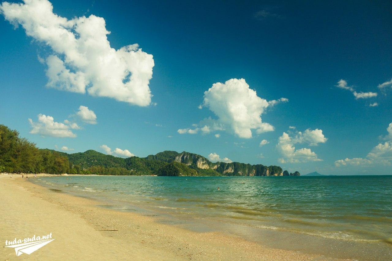 Пляж Ноппарат-Тара