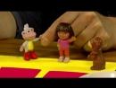 """Даша путешественница - Шторм на волшебном острове. Передача для детей """"В гостях у Котят"""""""