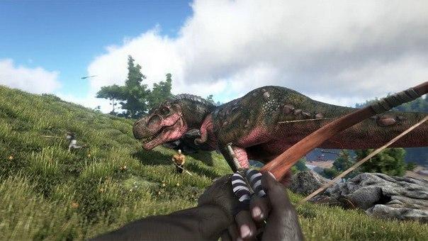 Продажи Ark: Survival Evolved превысили 1 миллион копий