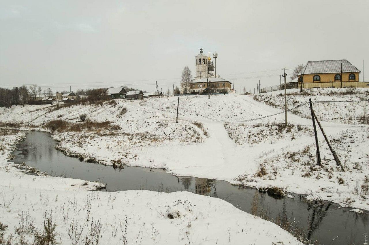 Село Богородск