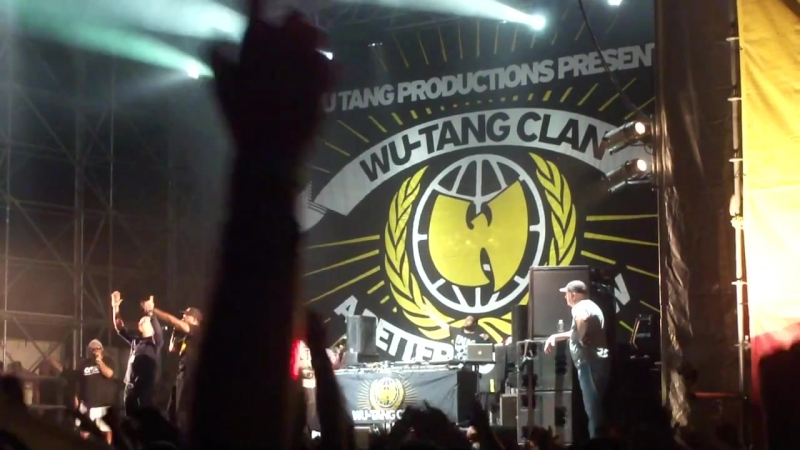 Wu-Tang Clan - Smells Like Teen Spirit (Nirvana) - Live Raggamuffin Auck New Zealand - 20-2-2016