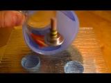 Как сделать парящий гироскоп