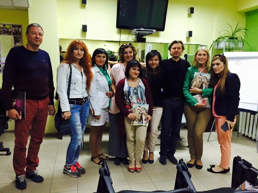 Встреча руководителей салонов красоты и парикмахерских