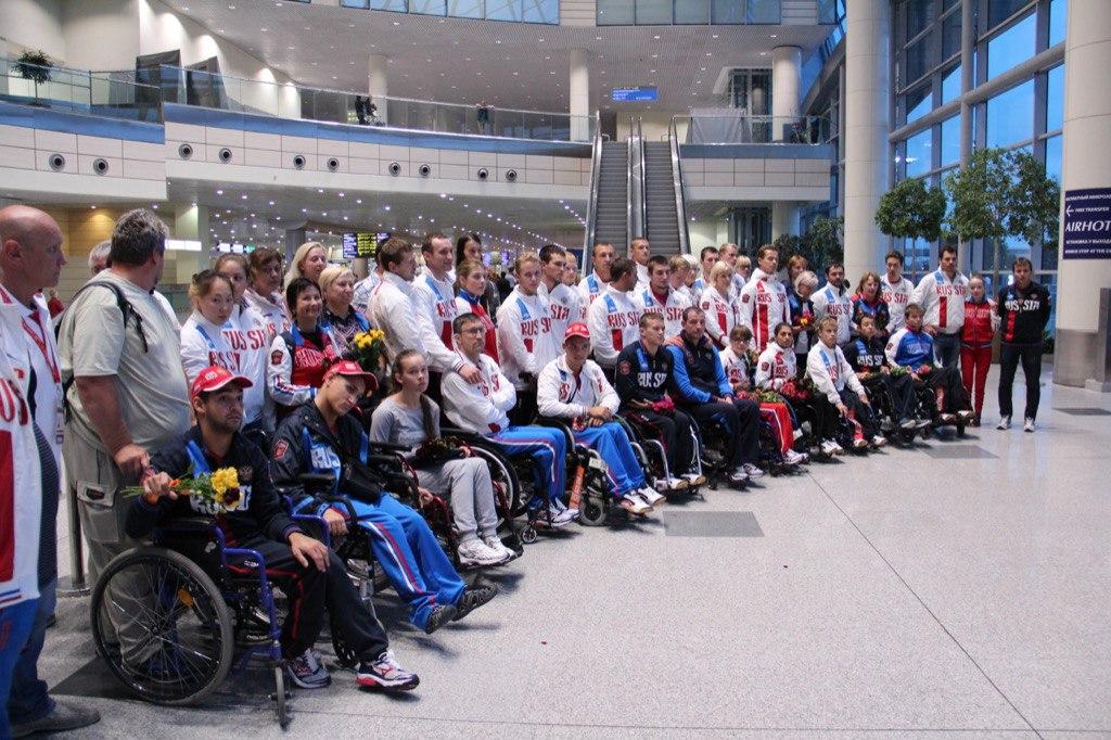 Таганрогские пловцы-паралимпийцы завоевали золото на Чемпионате мира в городе Глазго
