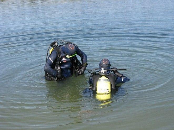 Под Таганрогом в реке Миус утонул мужчина