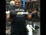 "Ronnie Coleman on Instagram: ""Im still in my 3rd week back after a 3 month layoff for my latest back surgery which Im quite sure yall already know. Im trying really…"""