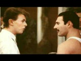Freddie Mercury David Bowie - Under Pressure a Cappella