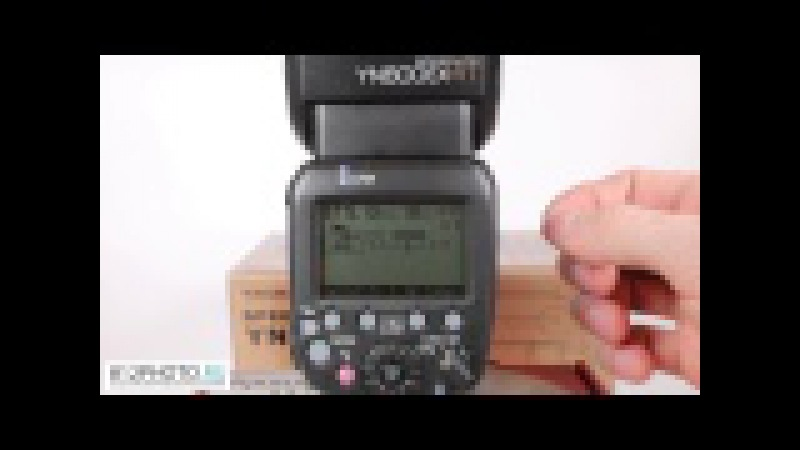 Краткий обзор вспышки Yongnuo Speedlite YN 600EX-RT (аналог Canon 600EX-RT)