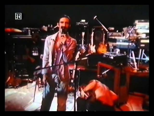 [FULL] Frank Zappa - We Dont Mess Around - Circus Krone Munchen 1978