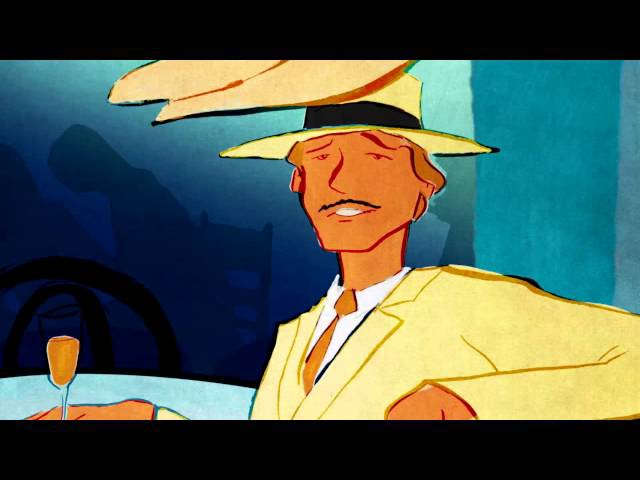 David Gilmour - The Girl In The Yellow Dress (Official Music Video)