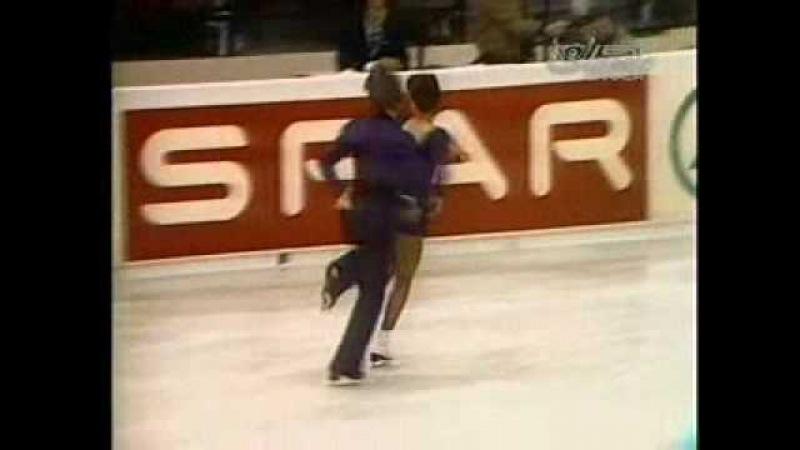 Moiseeva Minenkov (URS) - 1979 World Figure Skating Championships, Ice Dancing, Free Dance