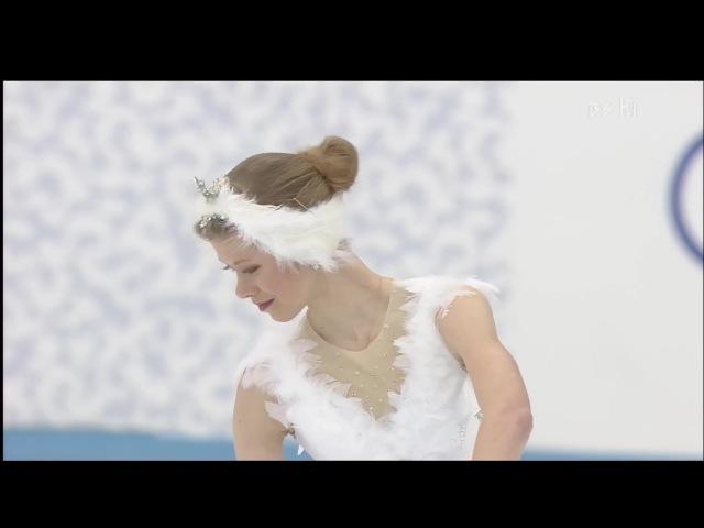 [HD] Oksana Baiul - 1994 Lillehammer Olympic - Exhibition - The Swan