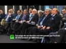 Poutine accuse les Occidentaux de financer l'Etat Islamique et de diviser le Moyen Orient