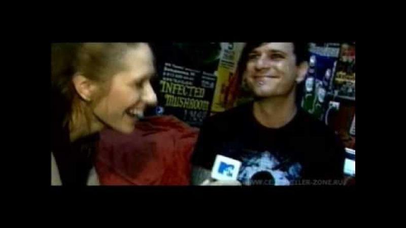 Celldweller - Interview @ MTV Ekaterinburg (November, 20)