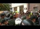 Нерадушный прием ждал президента Турции Реджепа Эрдогана, который побывал с визитом в Эквадоре - Первый канал