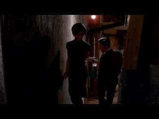 In the Mood for Love - Corridor Glance