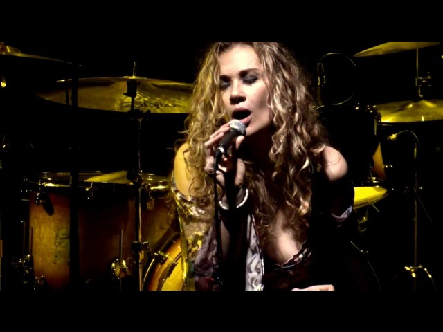 Dana Fuchs Duo performs Gimme Shelter (Rolling Stones Cover)