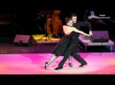 Milonga Flor de Monserrat. Fernando Gracia and Sol Cerquides with Solo Tango orchestra. Танго.