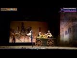 Romeo e Giulietta Balletto del Sud. BARI 13-12-2015 www.DanzaNews.it